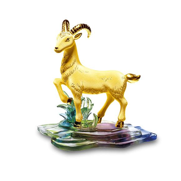 「羊」名立万