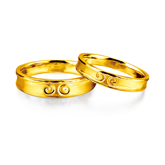 Beloved Collection Match Your Pair of Wedding Rings collection「緣伴今生」Rings