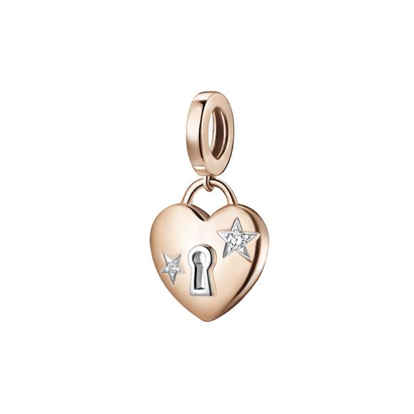 Dear Q浪漫爱情-心锁