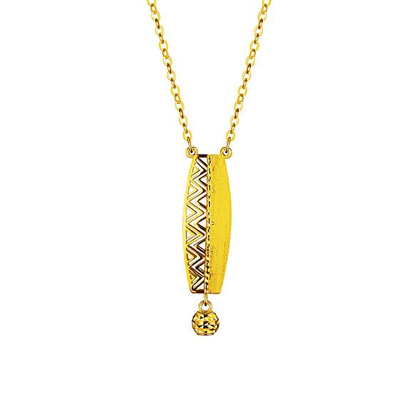 Goldstyle情迷摩洛哥项链