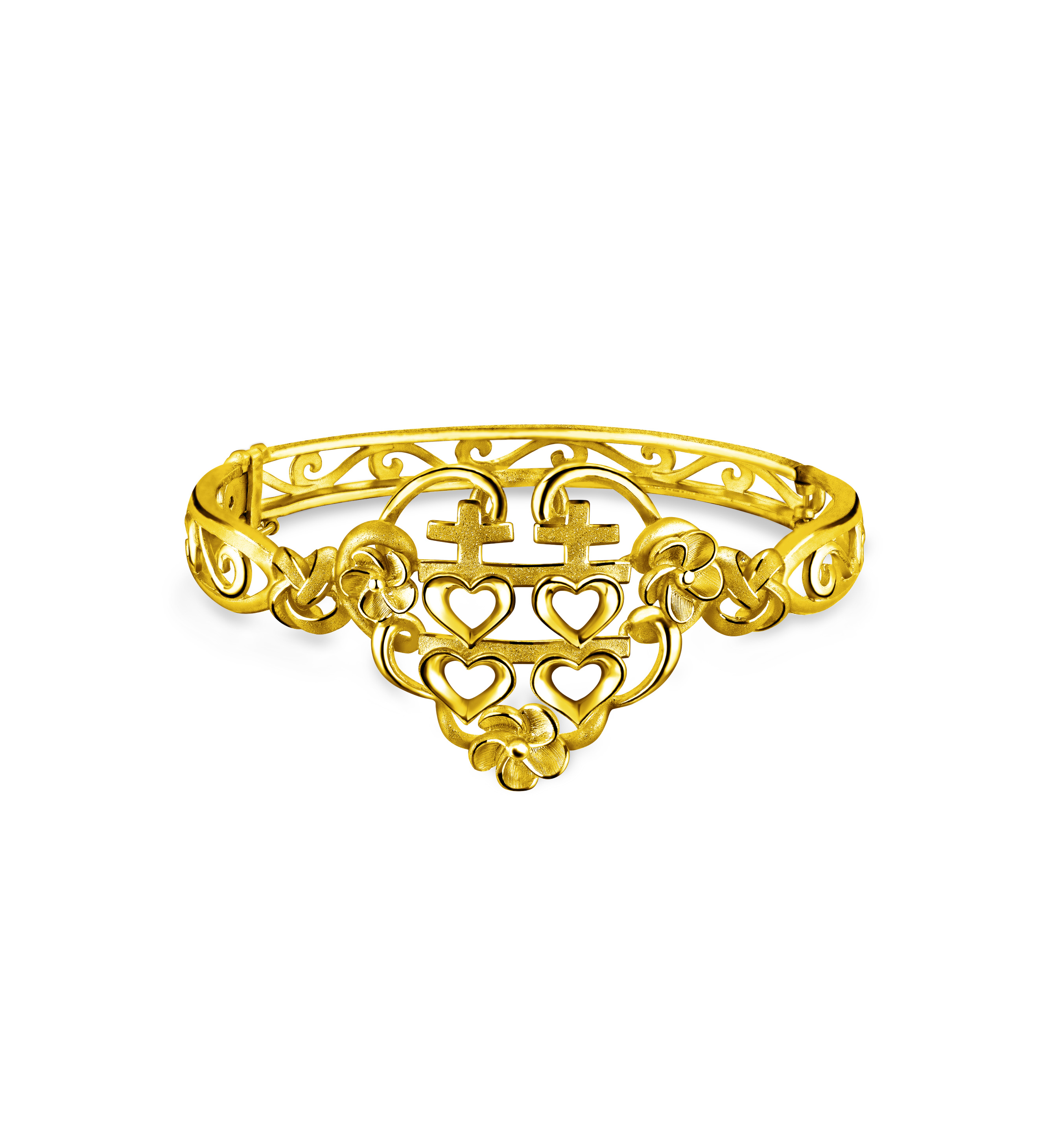 Beloved Collection Blissful Union Bangle