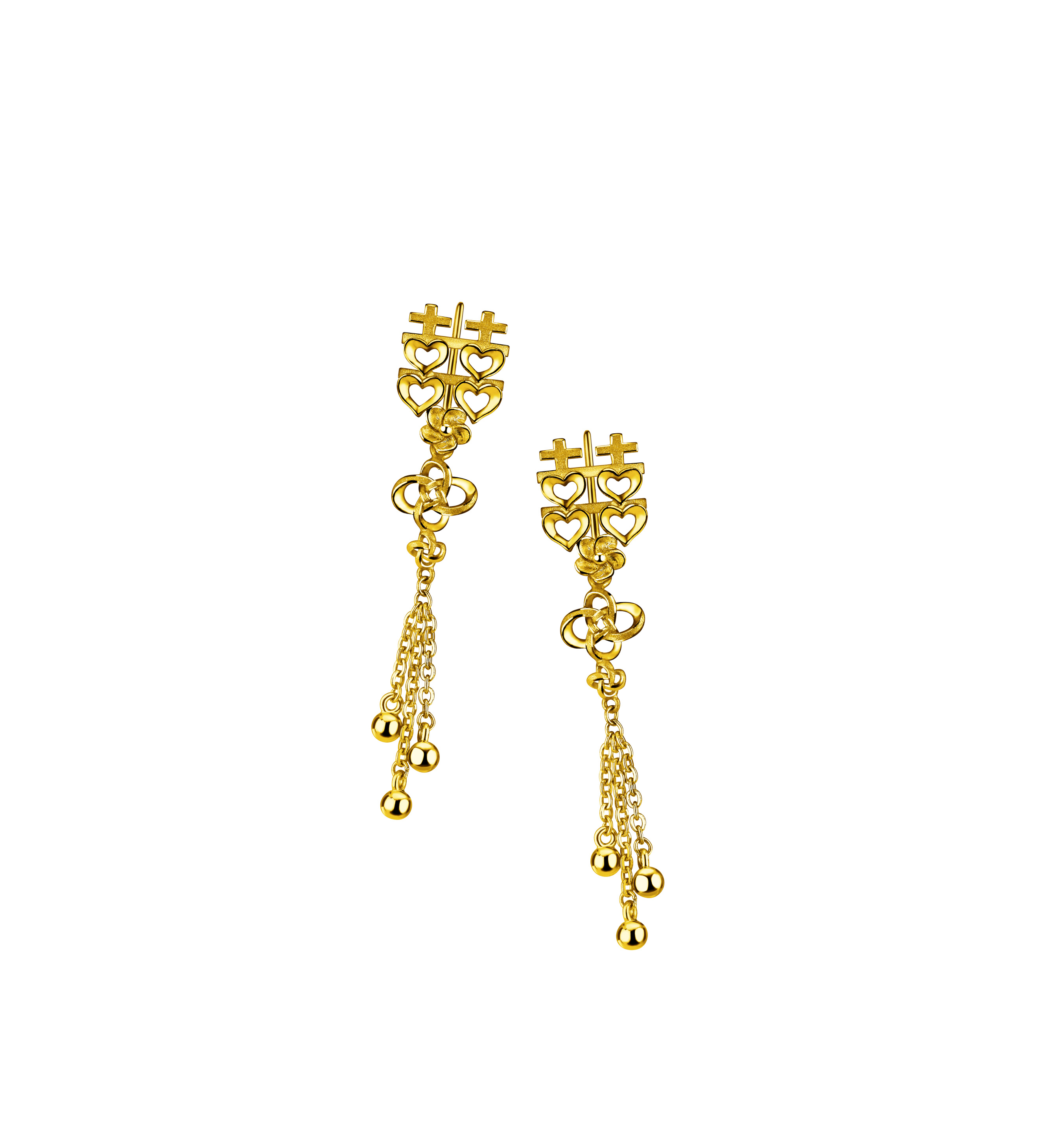Beloved Collection Blissful Union Earrings