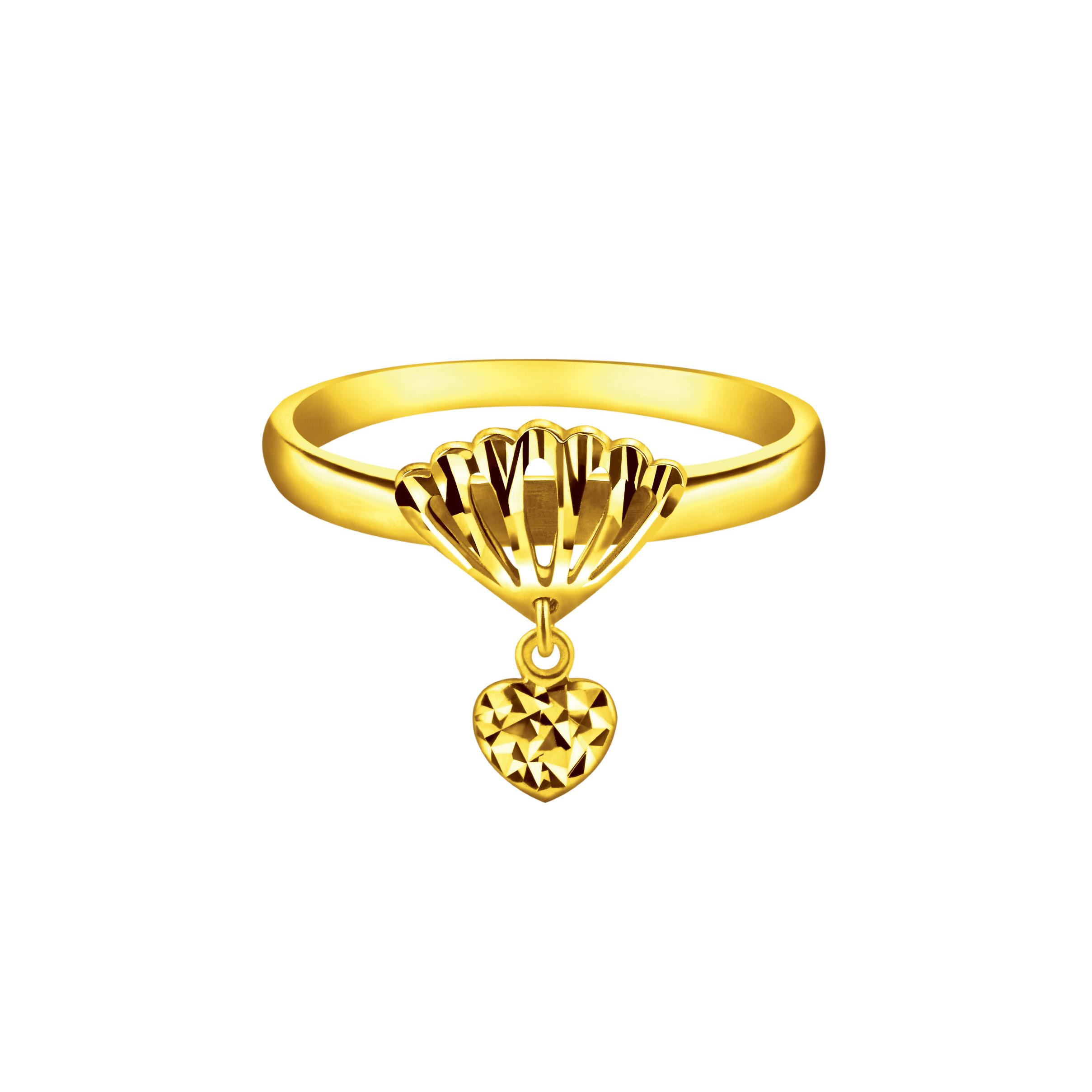 Goldstyle「贝.爱」戒指