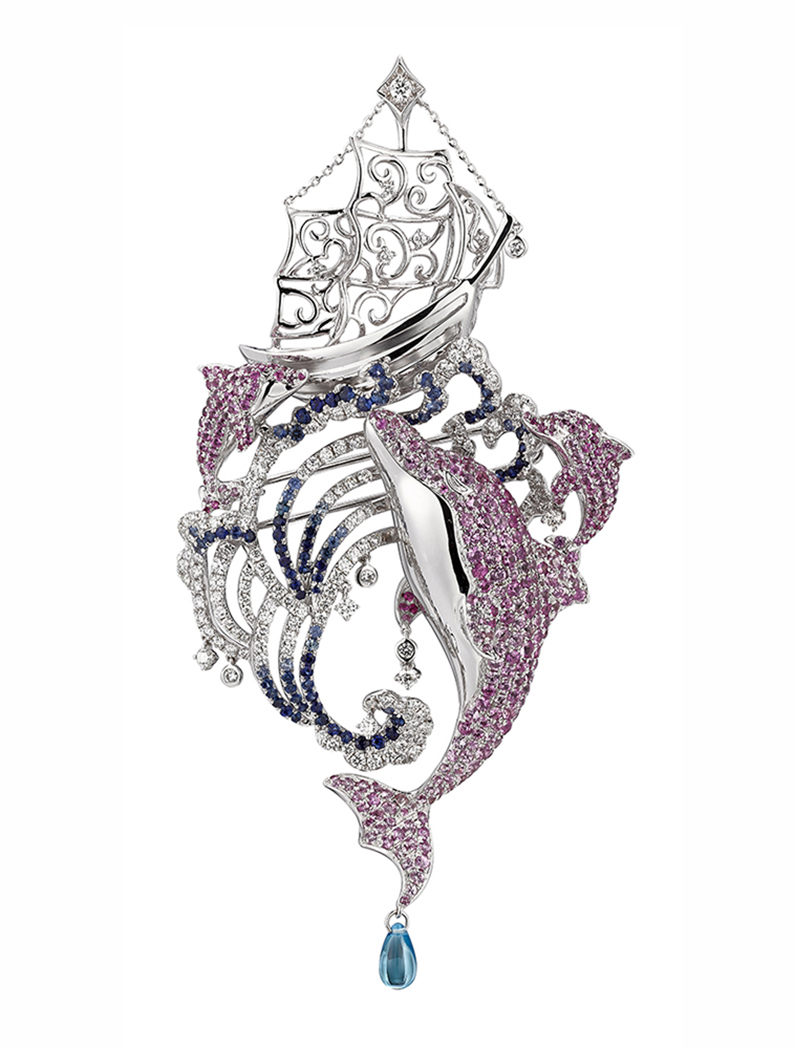 The 19th Hong Kong Jewellery Design Competition