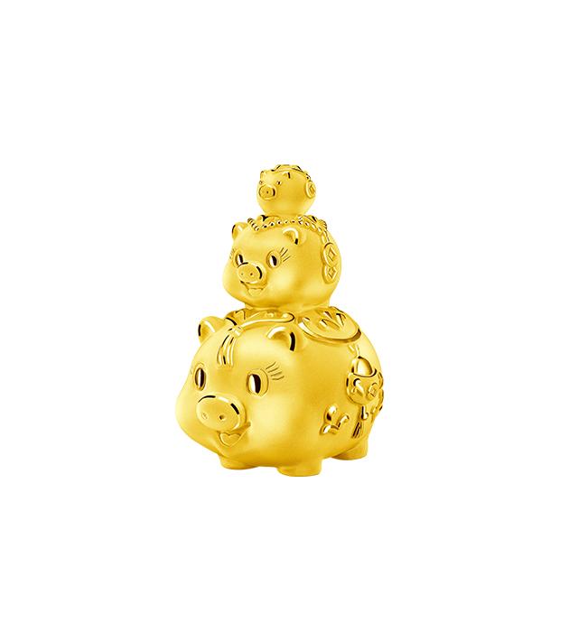 店鋪賀禮/擺設-多寶金豬