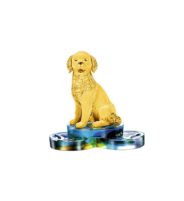 店鋪賀禮/擺設-拉布拉多犬
