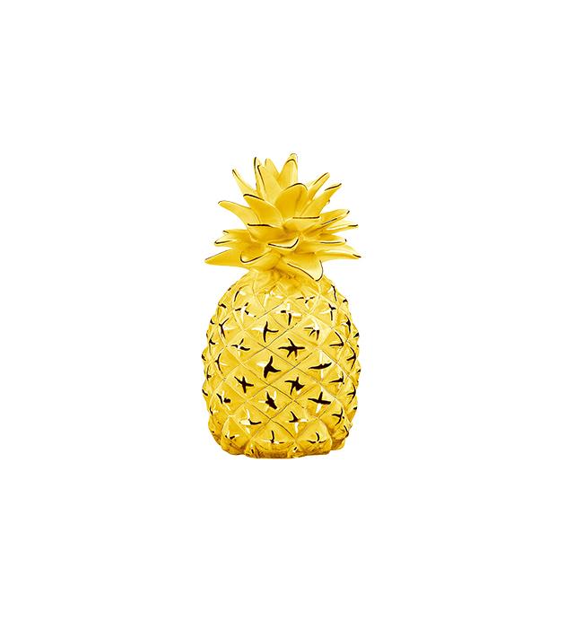 新居賀體/擺設-菠蘿