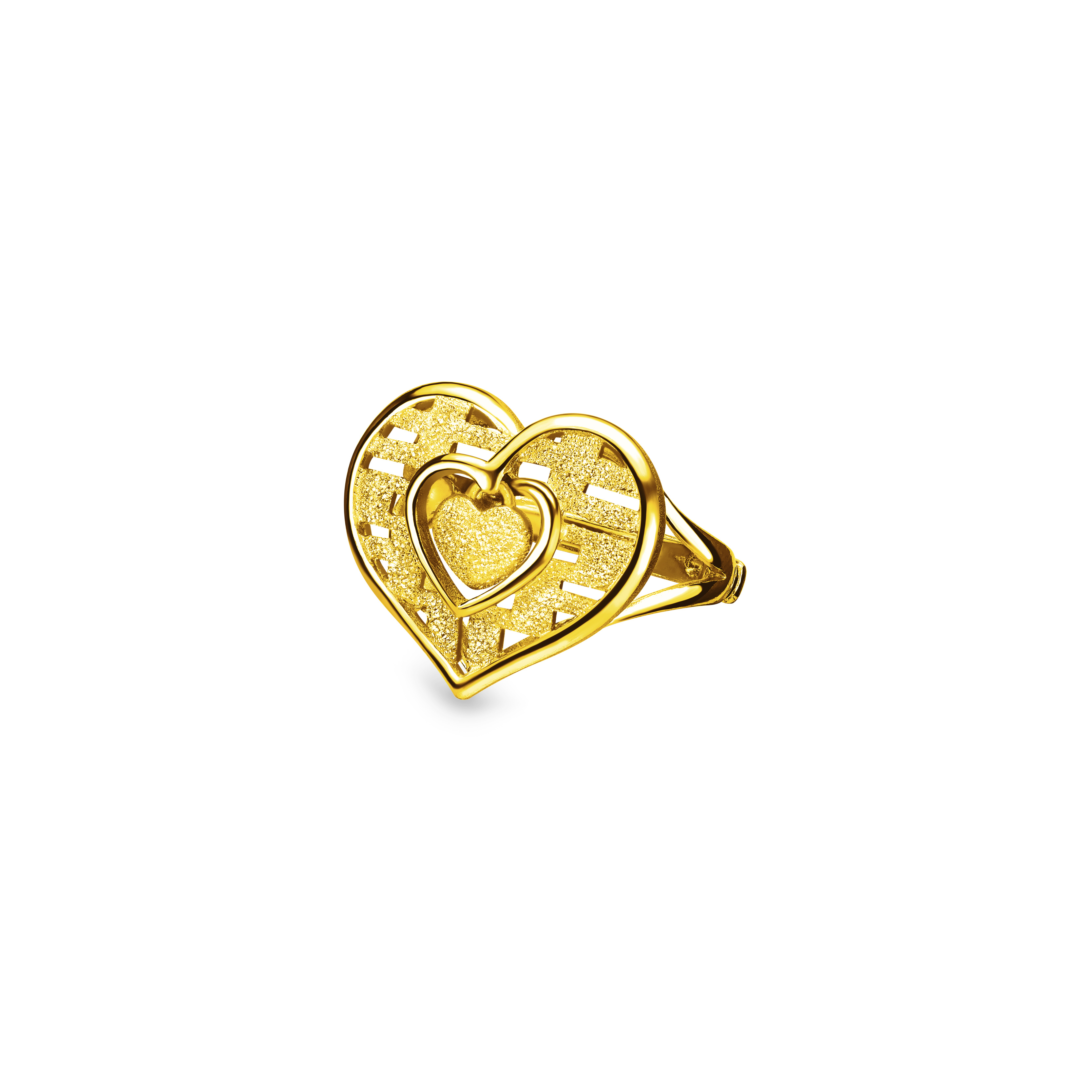 Beloved Collection Heart beats as One Ring