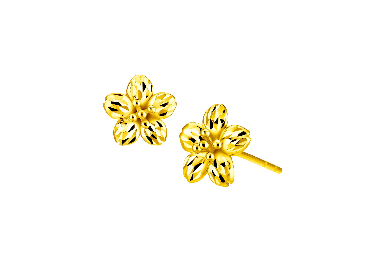 Goldstyle Blossom Earrings