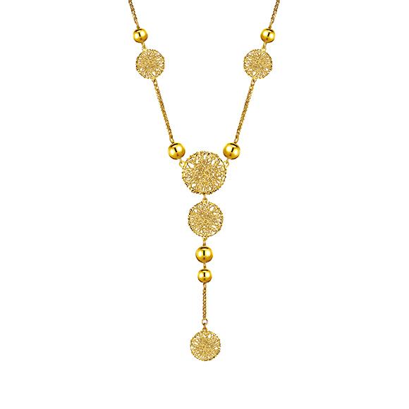 Goldstyle「耀美」项链