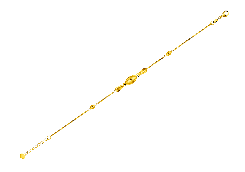 Goldstyle「金饰糖果」手链