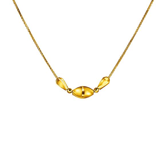 Goldstyle「金饰糖果」项链