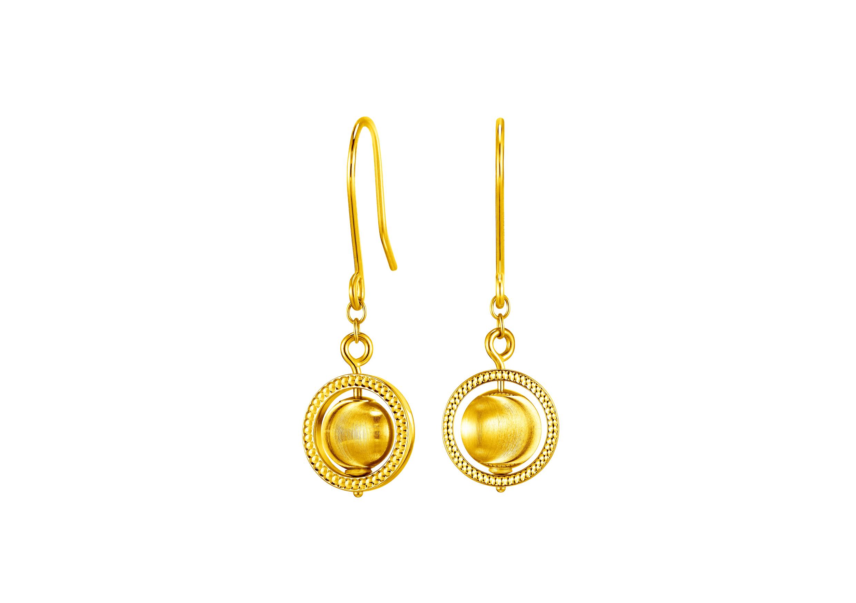 Goldstyle Motion Earrings