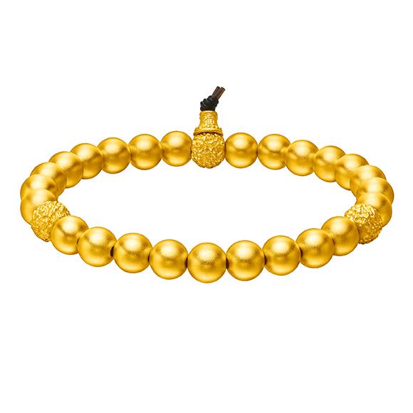 Antique Gold Zen Mind Gold Bracelets
