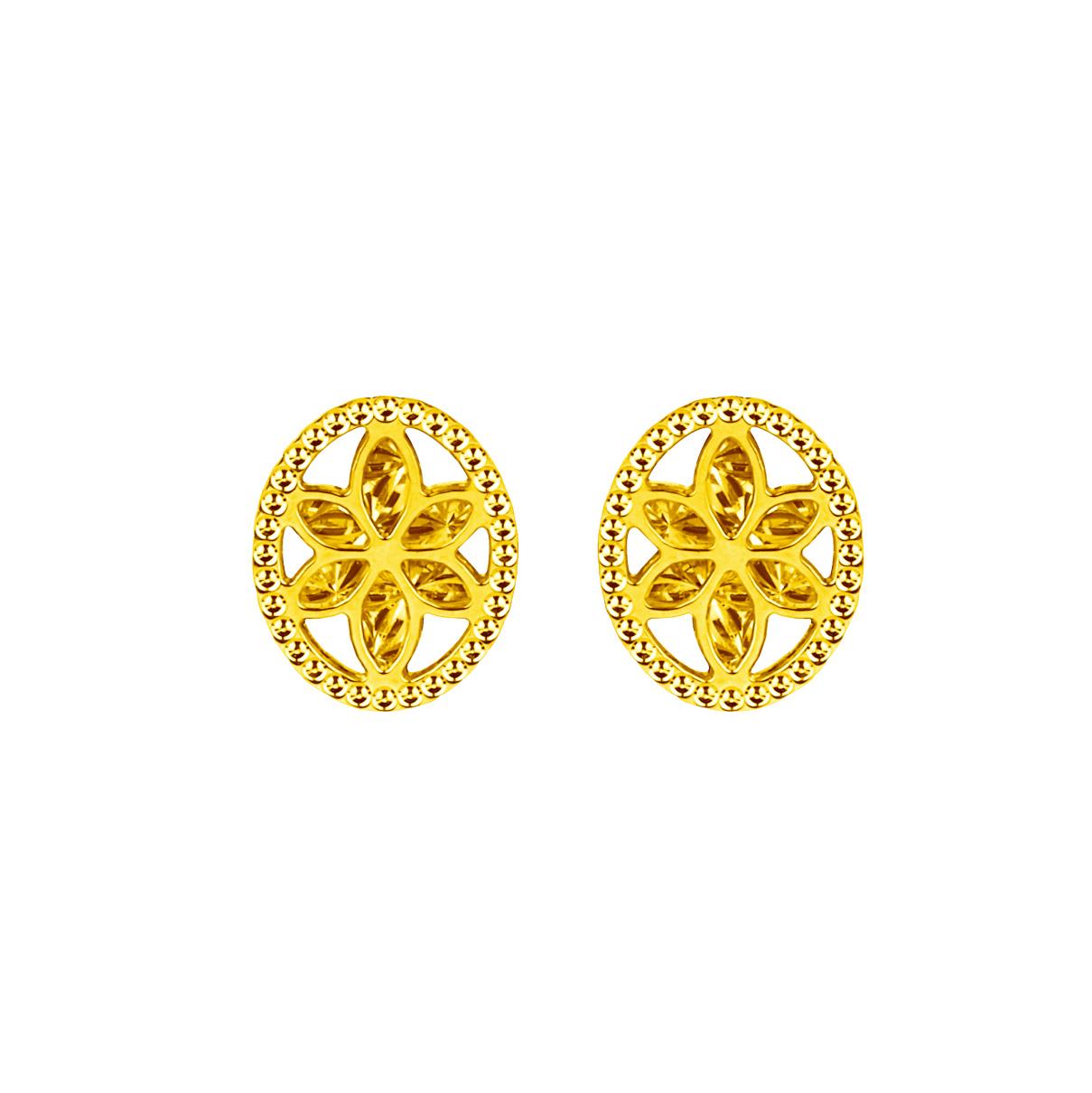 Goldstyle Daisy Earrings
