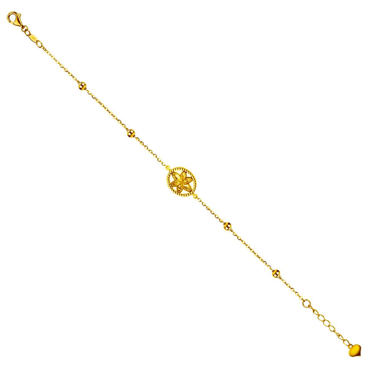 Goldstyle「雏菊星语」手链
