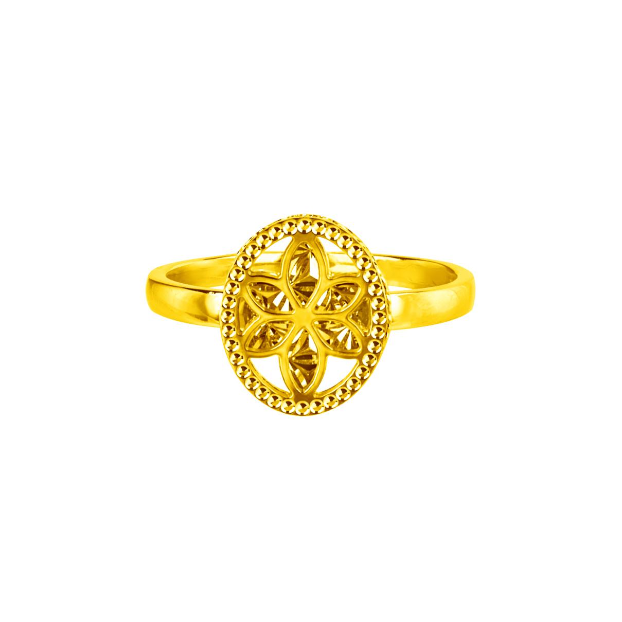 Goldstyle「雏菊星语」戒指