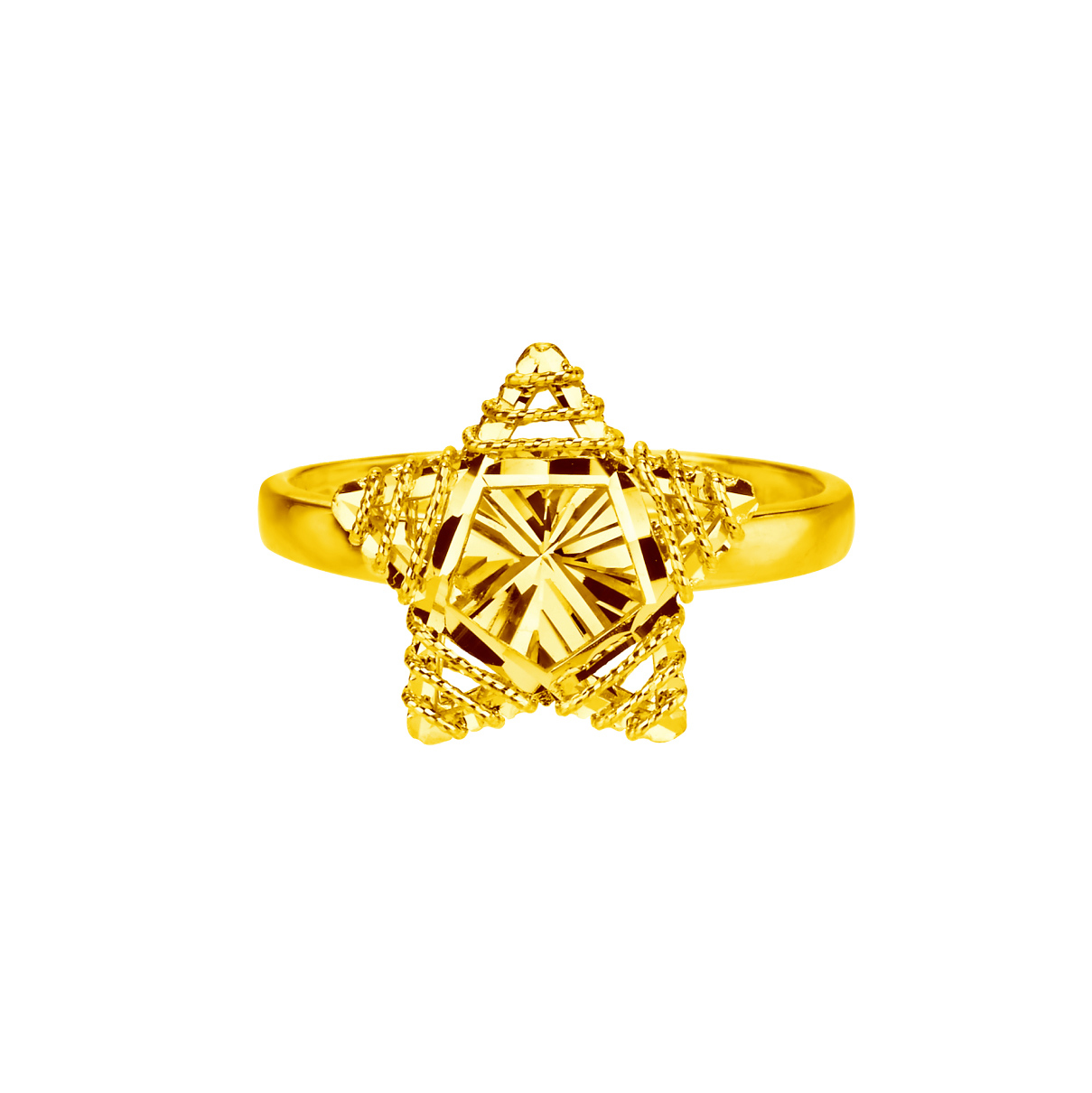 Goldstyle「星际」戒指