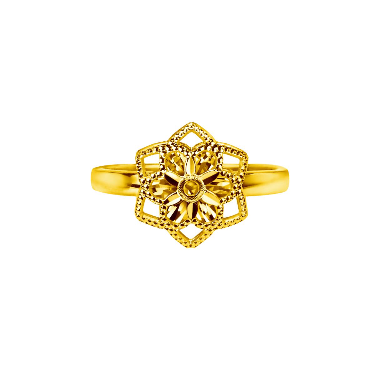 Goldstyle「繁星」戒指