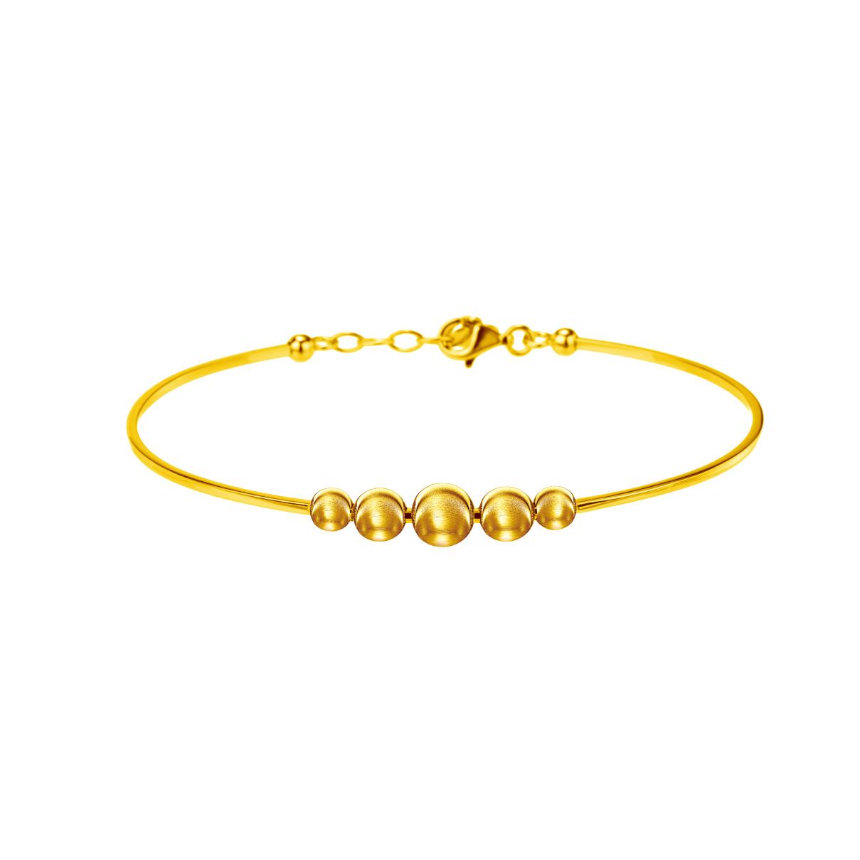 Goldstyle「晶型」手镯