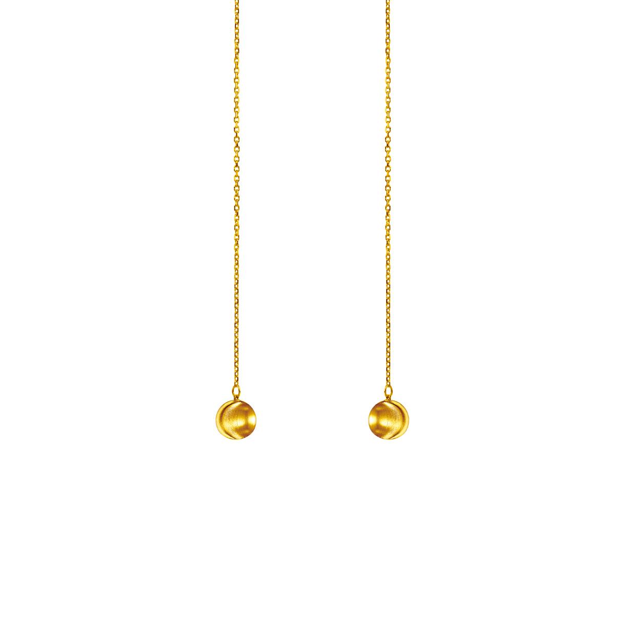Goldstyle Crystal Earrings