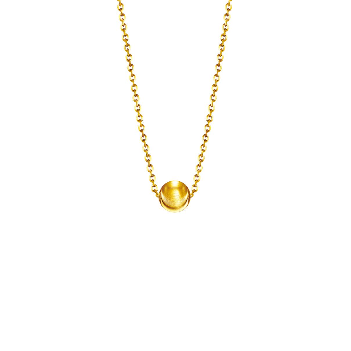 Goldstyle「晶型」挂坠