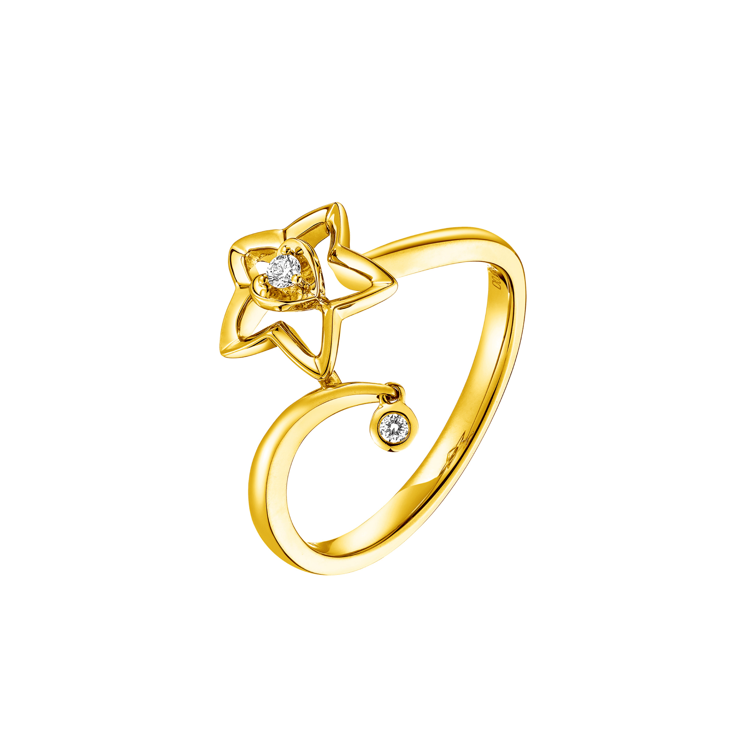 Dear Q「小繁星」戒指