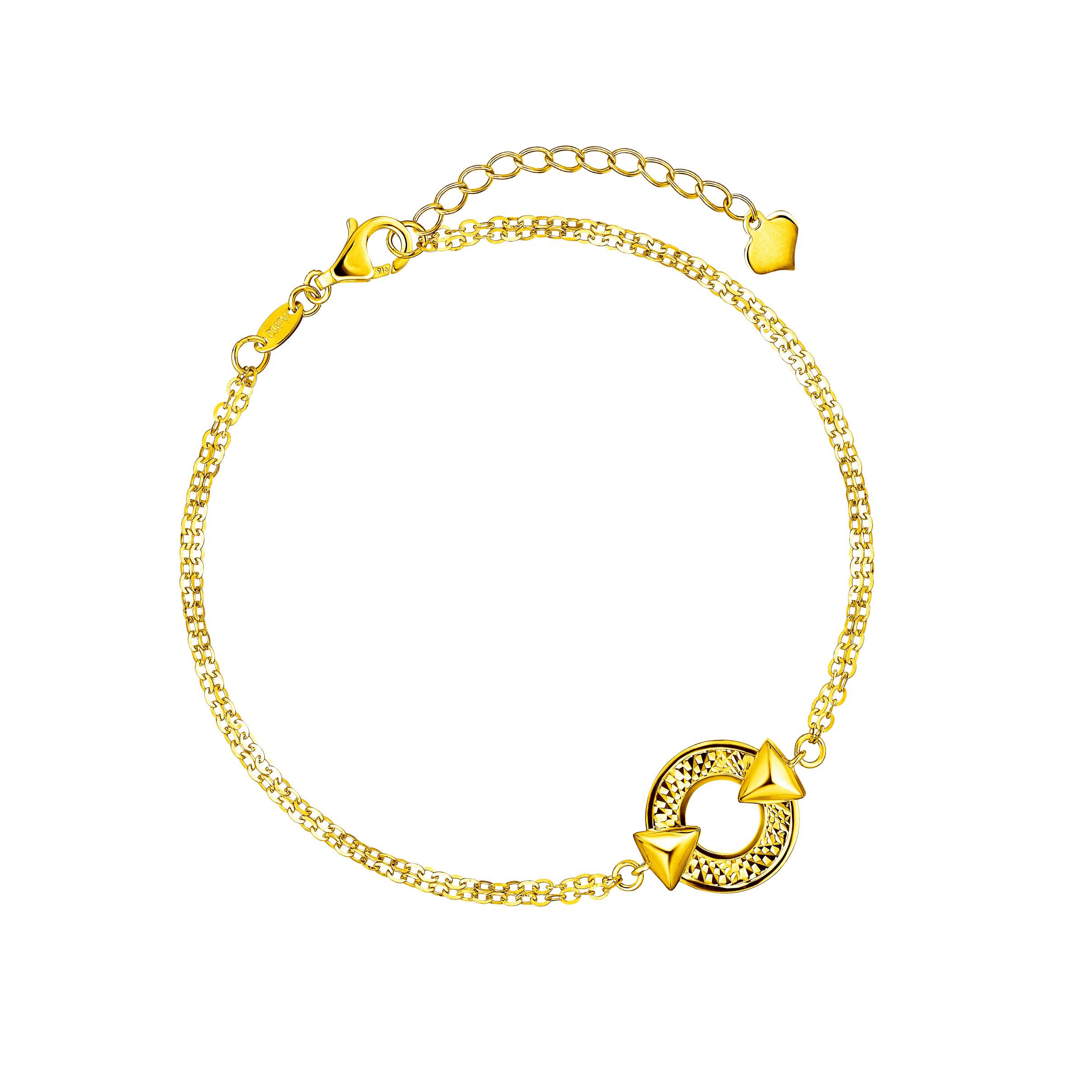 Goldstyle「良缘」手链