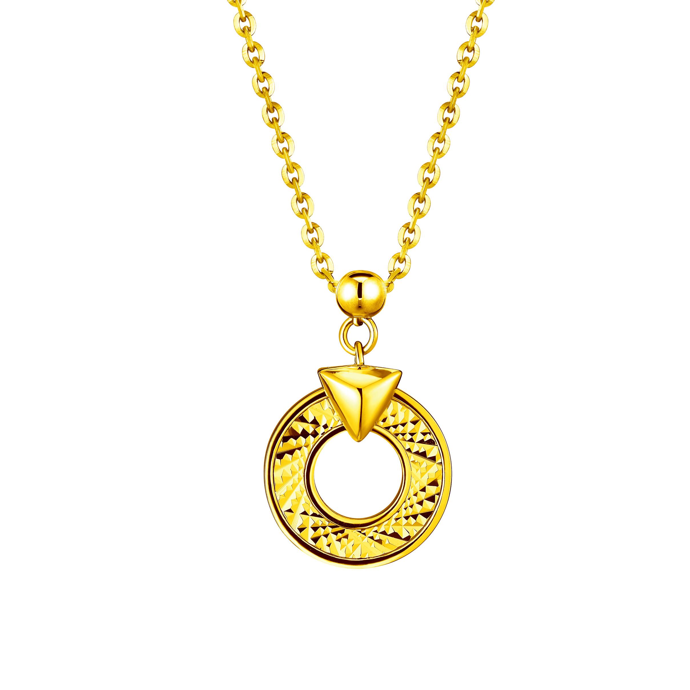 Goldstyle「良缘」项链