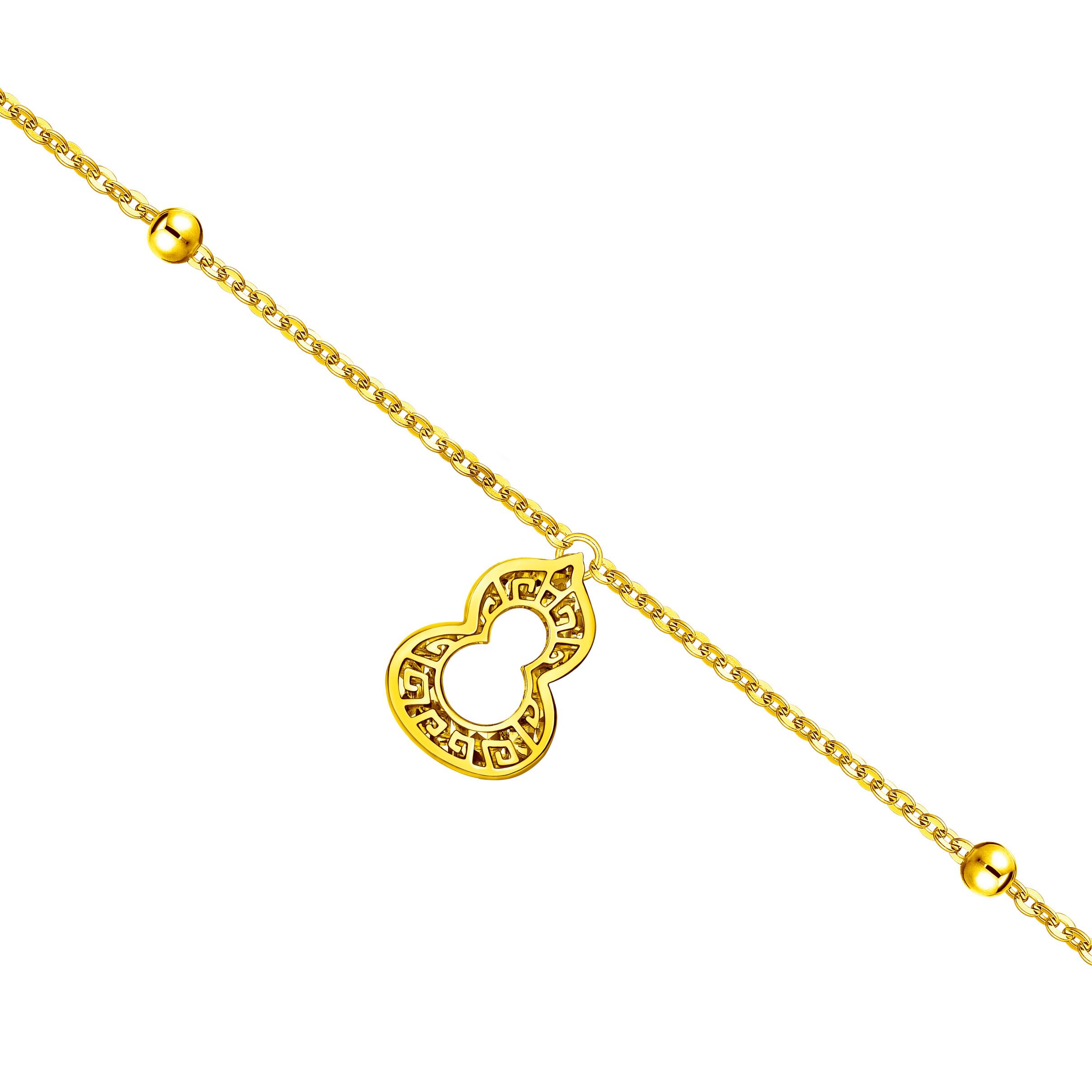 Goldstyle「福气葫芦」手链