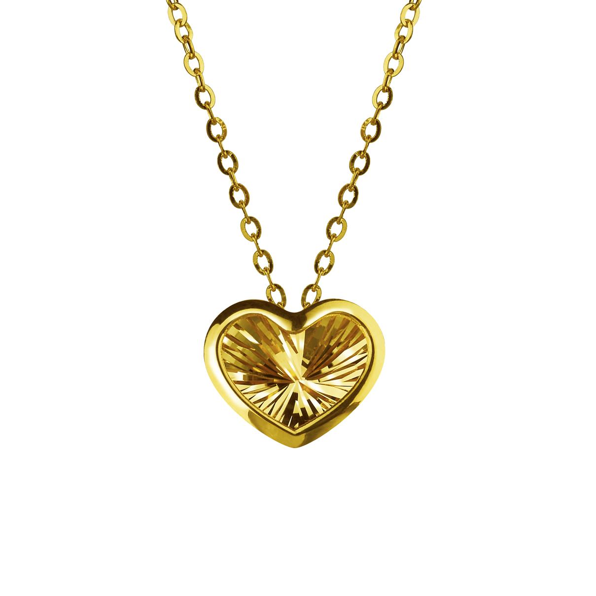 Goldstyle「悦心」项链