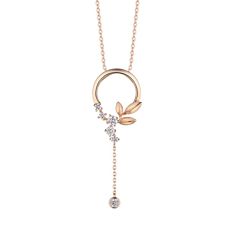 Hot items Good Luck 18K Gold Pendant- GL-31221