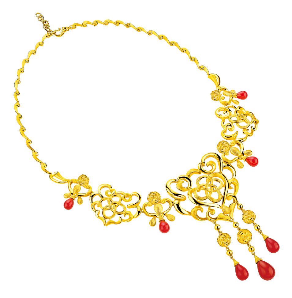 Beloved Collection Gold Necklace