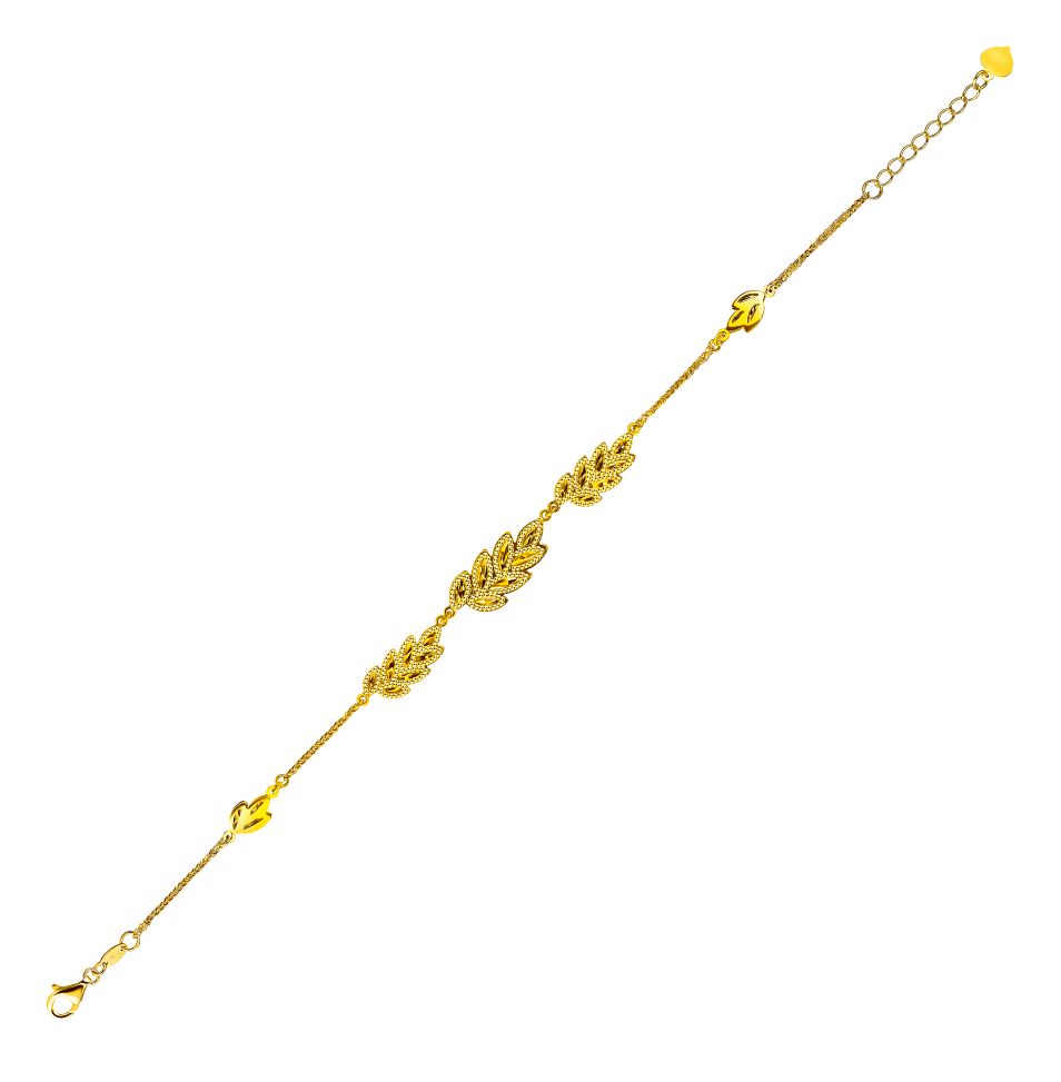 Beloved Collection Goldstyle Gold Bracelet