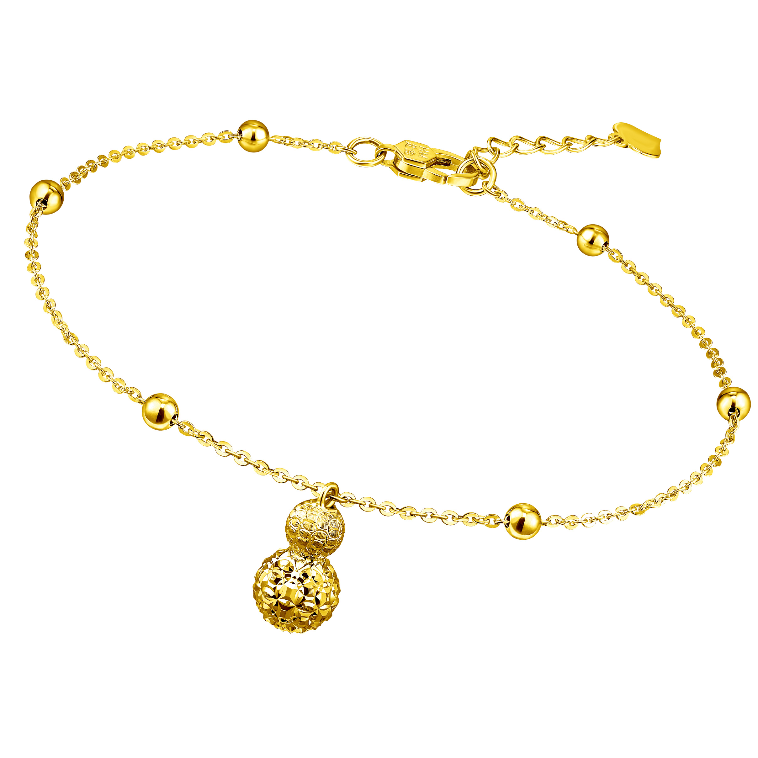 Goldstyle「治愈星球-葫芦」手链