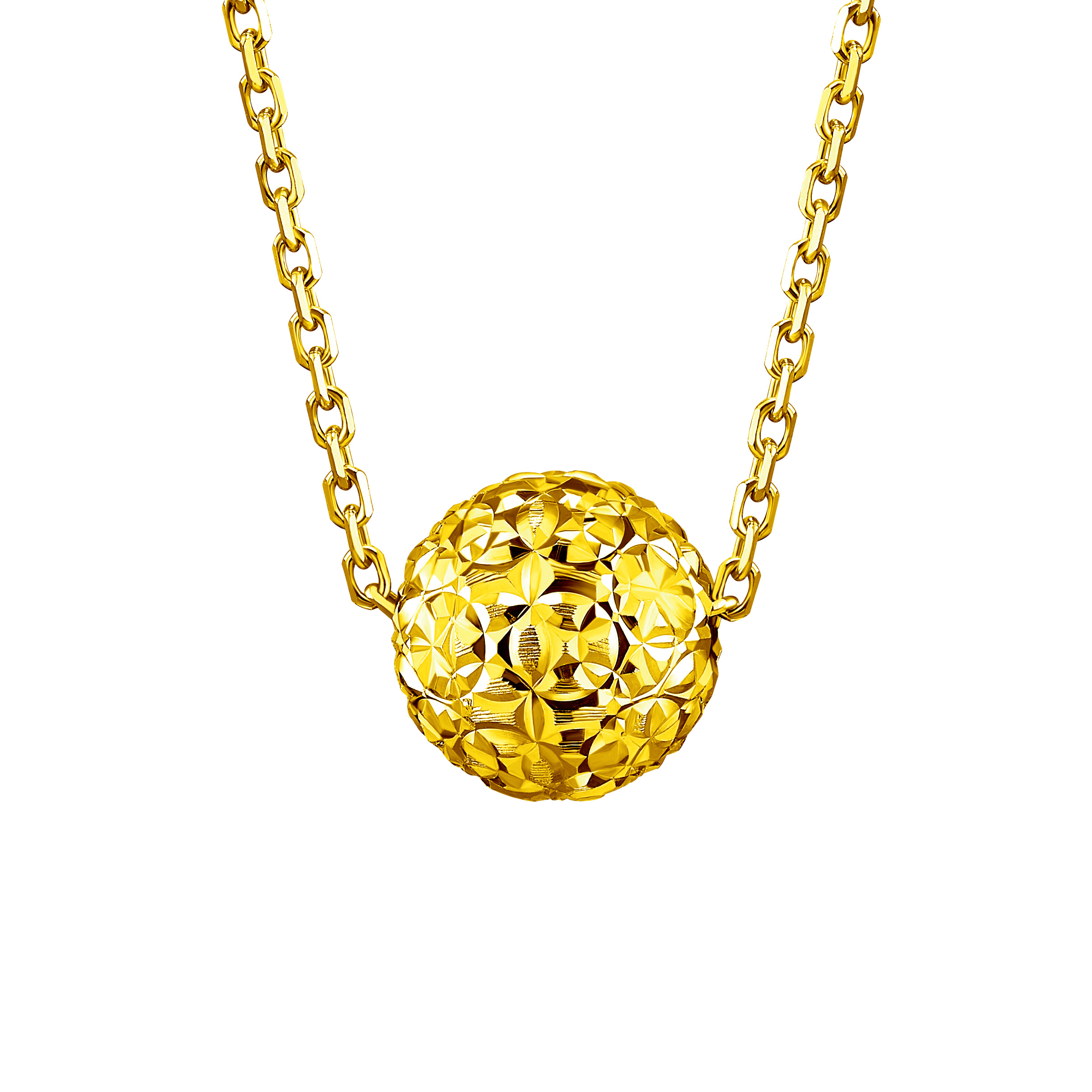 Goldstyle「治癒星球」Necklace