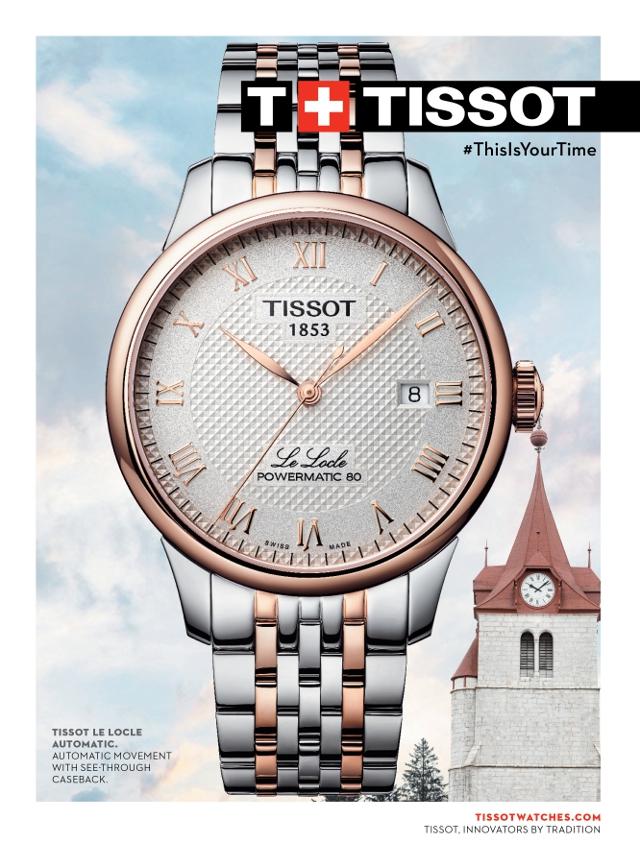 Tissot | 天梭