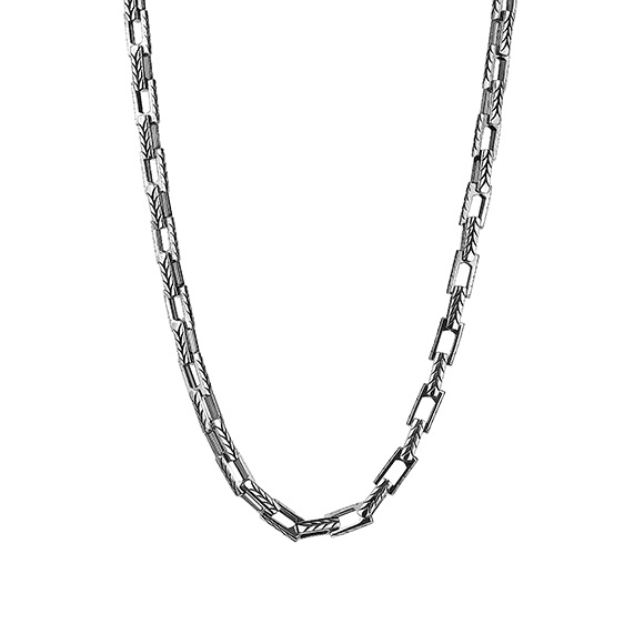 F-style Pt in Style Platinum Necklace