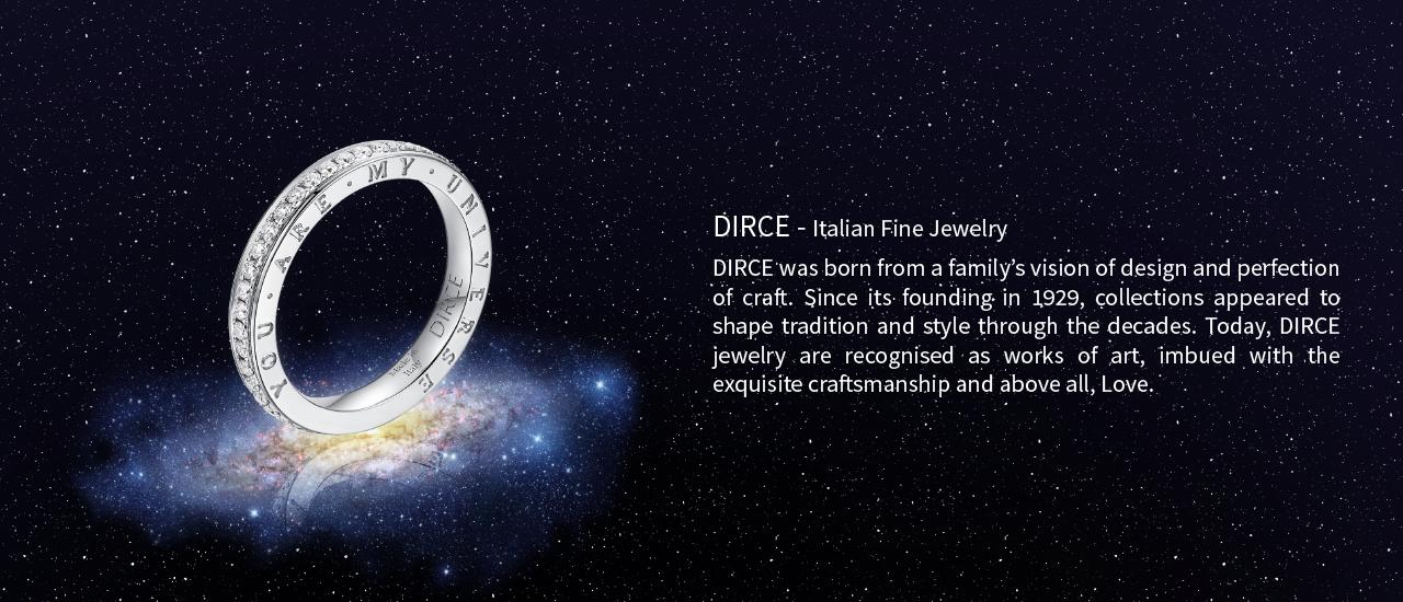 DIRCE Italian Fine Jewelry