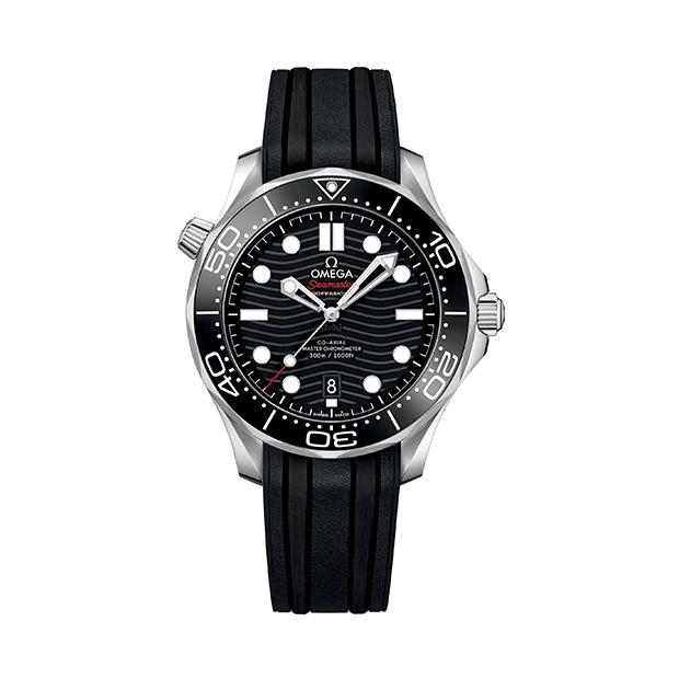 欧米茄海马潜水300米腕表