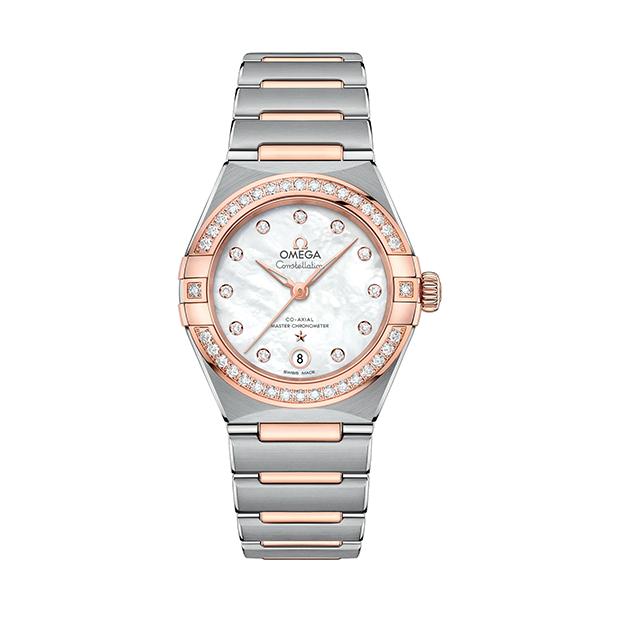 欧米茄星座系列曼哈顿腕表