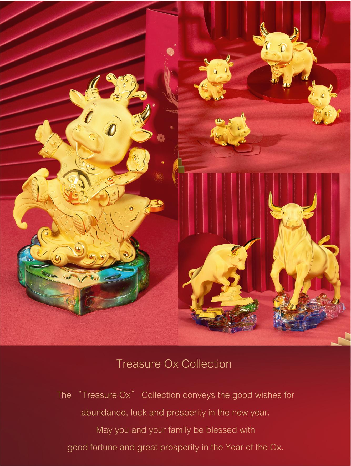 Treasure Ox Collection