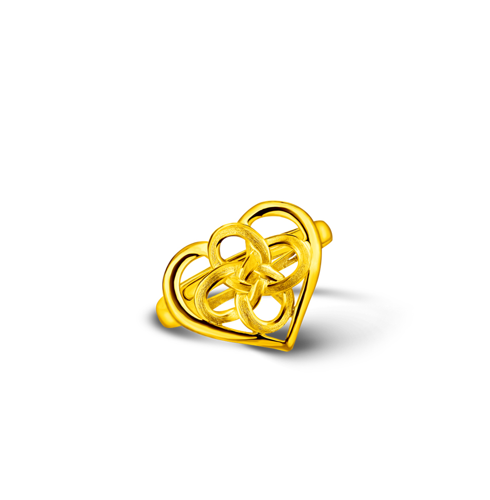 Beloved Collection Gold Ring