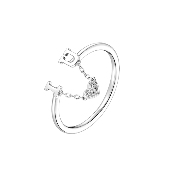 Dear Q「甜蜜情人」-愛情符號戒指