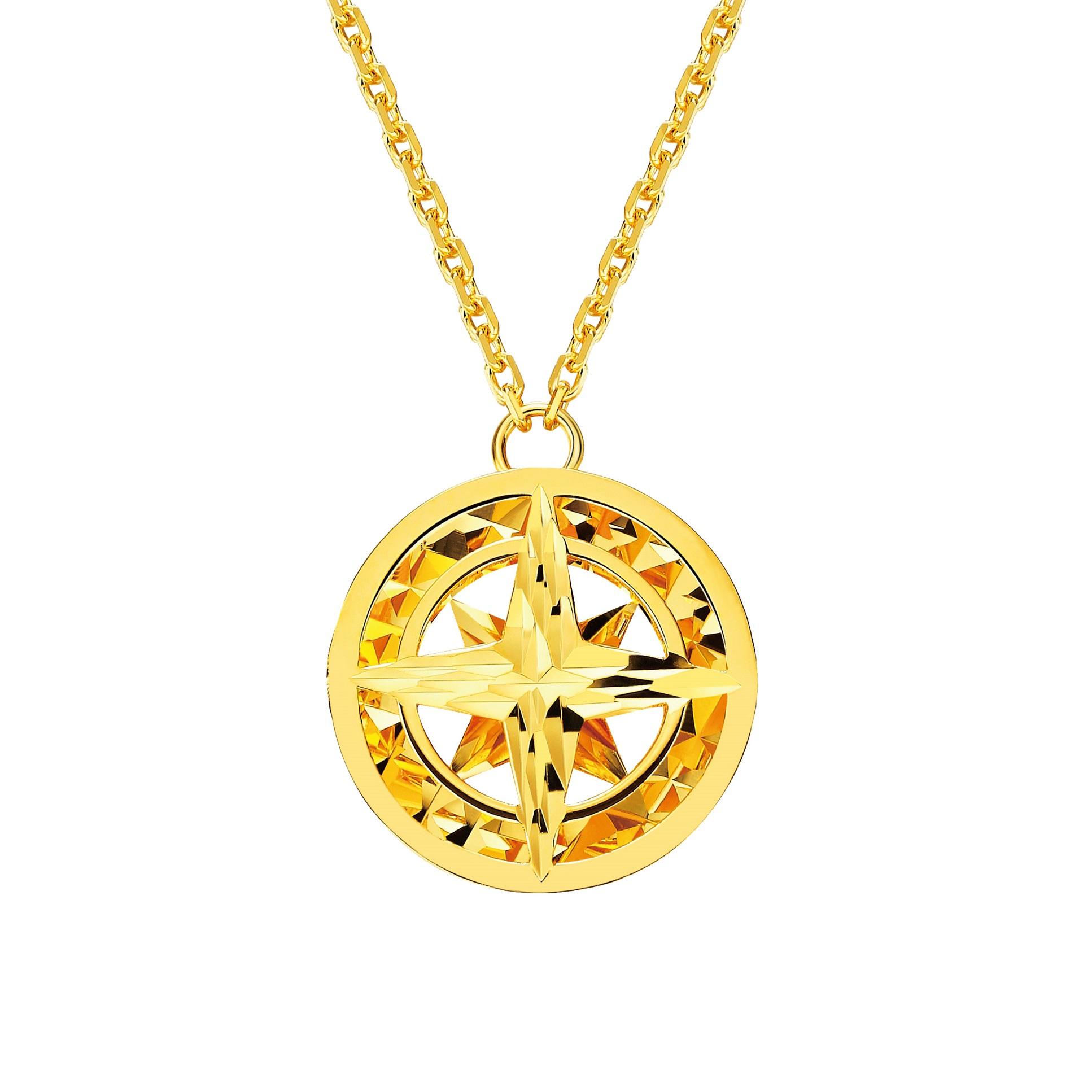 Goldstyle「星之璀璨」项链