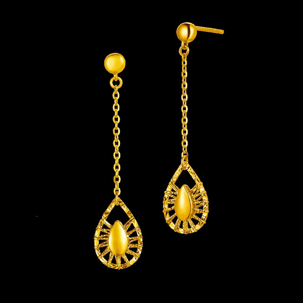 Goldstyle Guardian of Love Earrings