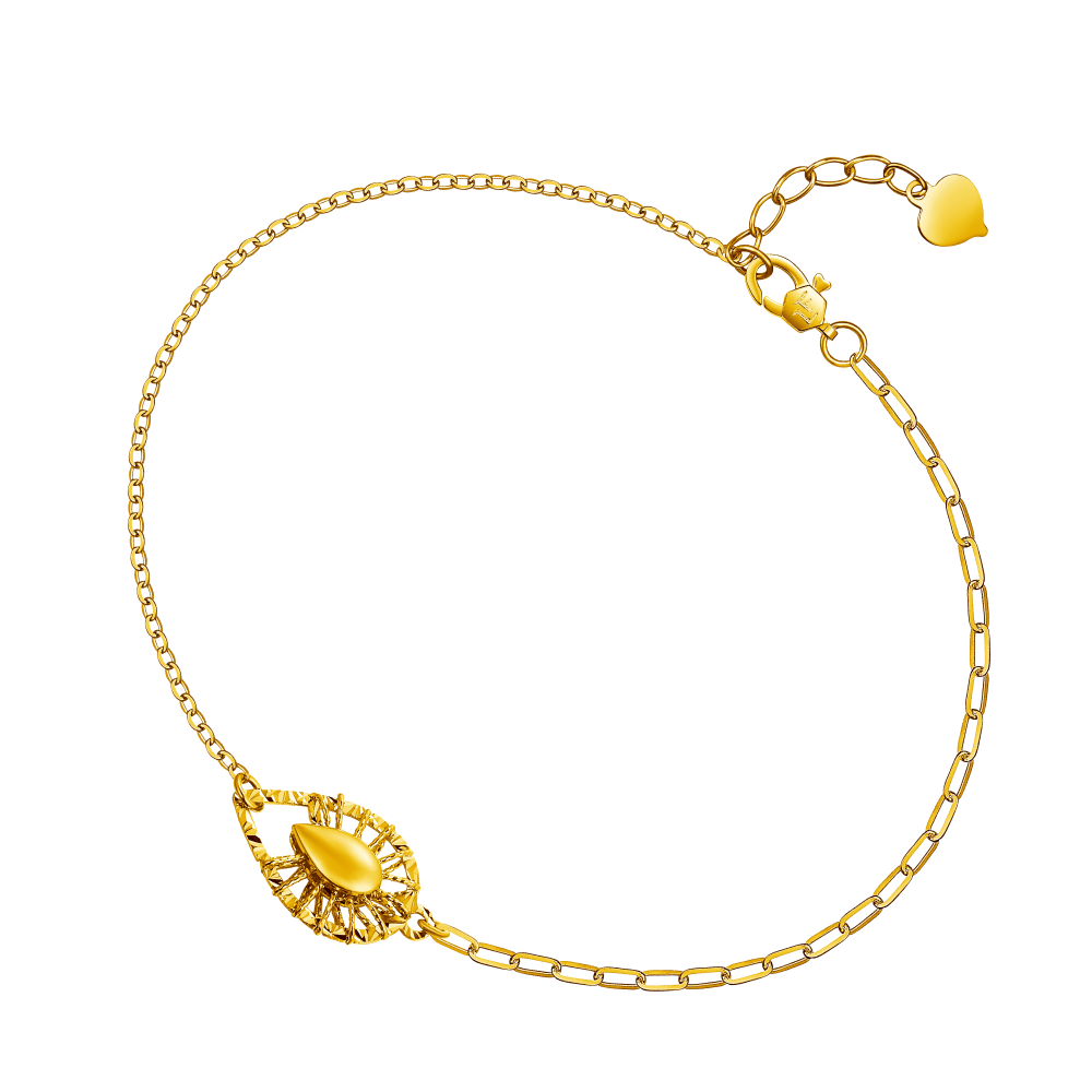 Goldstyle爱的守护手链