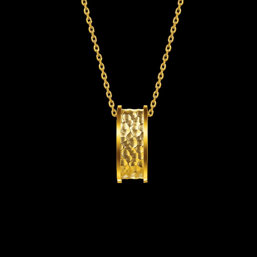 Goldstyle千锤百炼项链